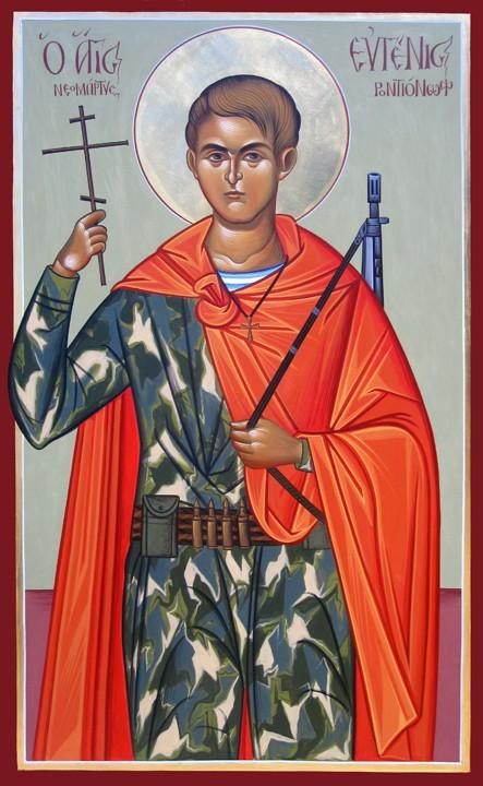 Новомученик Христов – Војник Евгеније Родионов
