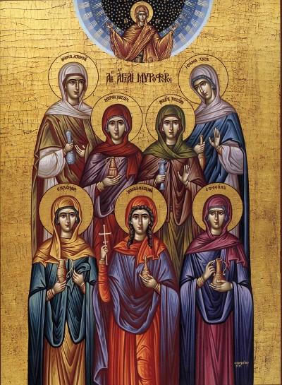 Света мироносница Марија Клеопова