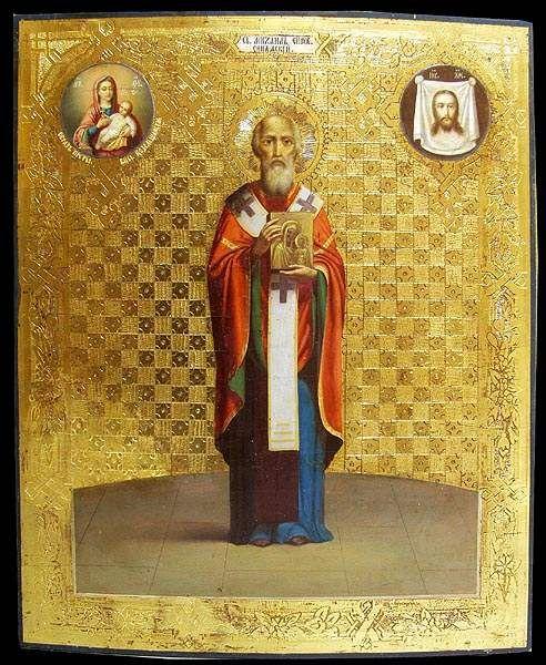 Свети Михаил, епископ синадски