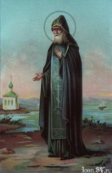 Свети преподобни Јелисеј Сумски