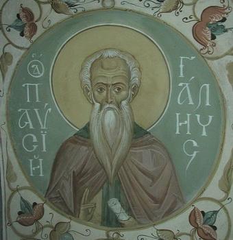 Свети преподобни Паисије Галички