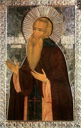 Свети преподобни Терапонт, бјелојезерски чудотворац