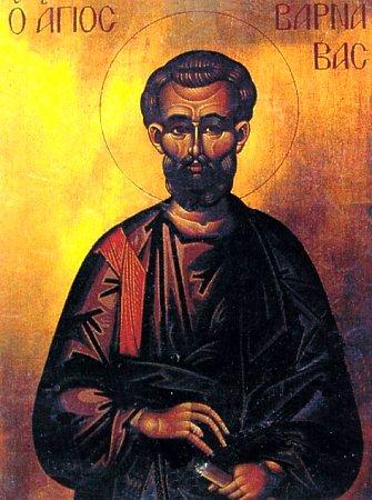 Свети Варнава апостол