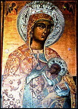 Чудотворна икона Пресвете Богоматере