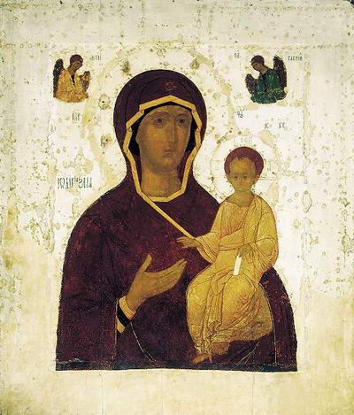 Празник иконе Одигитрије