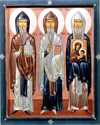 Преподобни јован и Гаврило грузијски