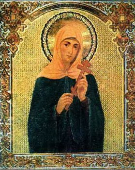 Света мученица Агрипина