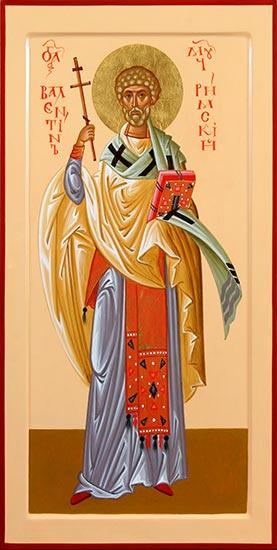 Свети мученици Марин и Марта, са синовима Авдифаксом и Авакумом, свештеником Валентином, Кирином, Астеријем и многим другим.