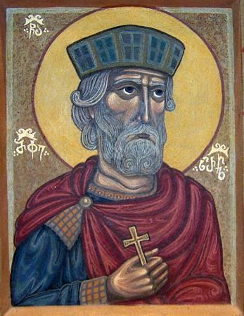 Свети мученик Арчил II, цар грузинјски