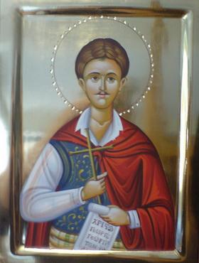 Свети новомученик Георгије аталијски
