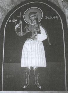 Свети новомученик Панагиот кесаријски