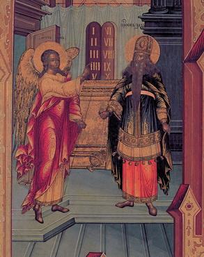 Свети праведни Захарија и Јелисавета