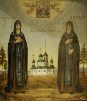 Свети преподобни Атанасије пустињак