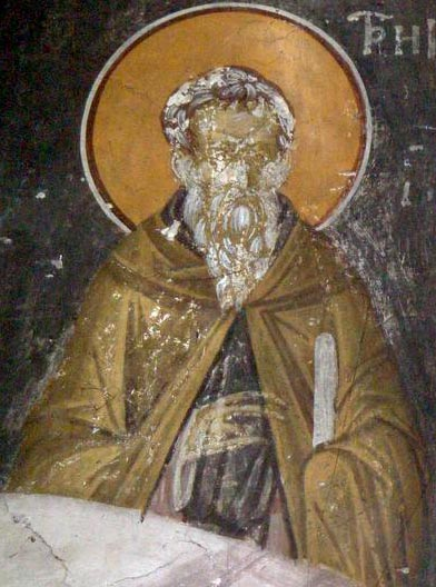 Свети преподобни Петар патриције