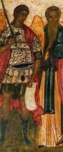 Свети преподобни Стефан Саваит