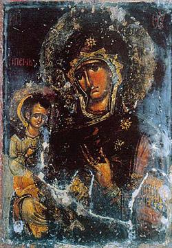Чудотворна икона Пресвете Богоматере, звана