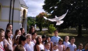 Химна Светој Великомученици Марини