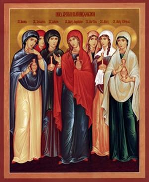 Света Саломија мироносица
