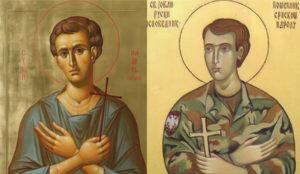 Како је Свети Јован Рус бранио Косово и Метохију