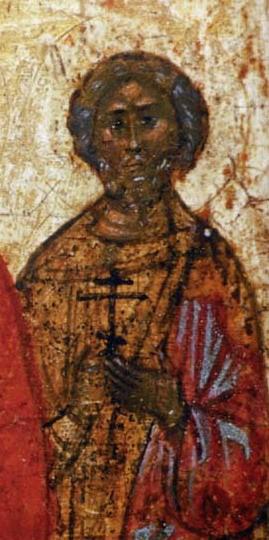 Свети мученик Понтије, сенатор