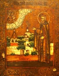 Свети преподобни Макарије