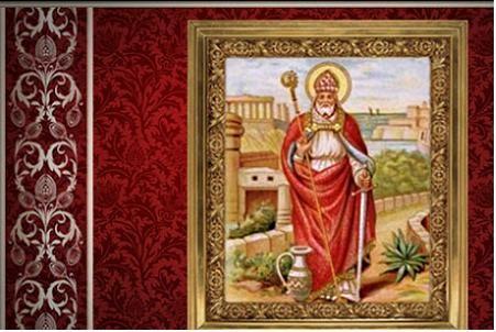 Свети свештеномученик Наркис, патријарх јерусалимски