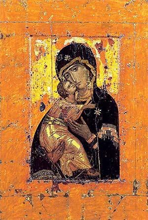 Чудо Пресвете Богородице у Москви 1395 године