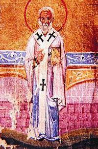 Проналазак моштију Светог Акакија, епископа Мелитинског