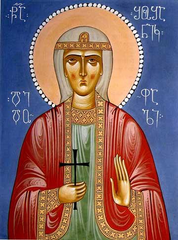 Света мученица Сузана (Шушаника)