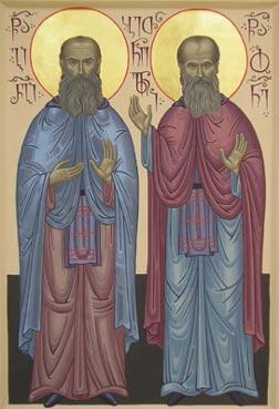 Свети Јован (Маисурадзе) и Георги-Јован (Мкхеидзе), исповедници грузијски