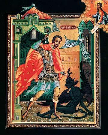 Свети мученик Никита