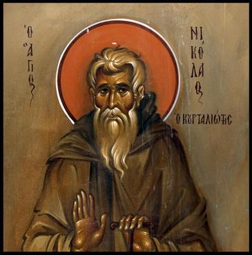 Свети преподобни Николај