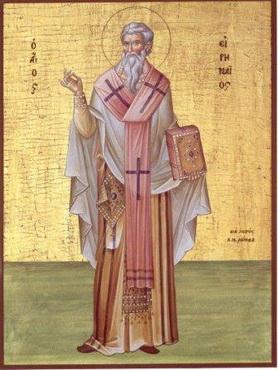 Свети свештеномученик Иринеј епископ Сремски