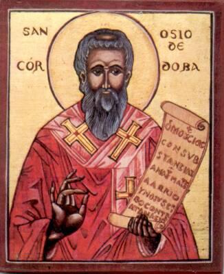 Светог Осија, епископ кордовски