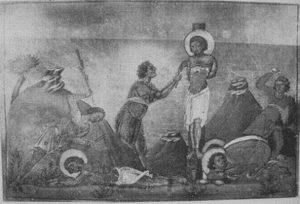 Свети мученици Гај, Фавст и Херимон