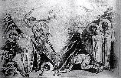 Свети мученик Марко пастир и други с њим