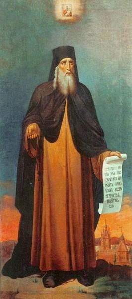 Свети преподобни Кипријан устјужски