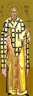 Свети свештеномученик Фока, епископ синопски